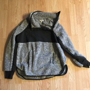 Maurices large cowl neck sweater